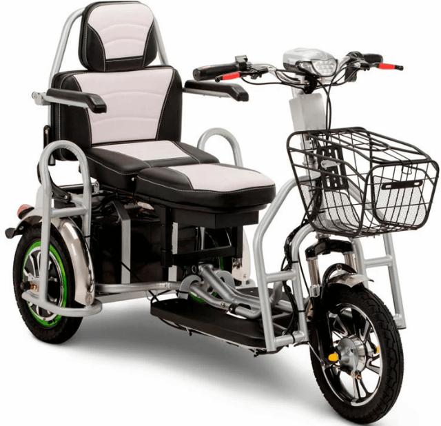 Трицикл транспортер элеватор в большой глушицы