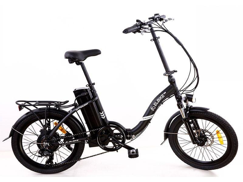 Электровелосипед Elbike Galant Vip 500w 48/10,4ah Black