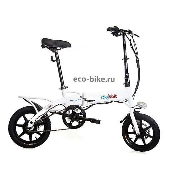 Электровелосипед OxyVolt Foxtrot 350W 36V/10Ah