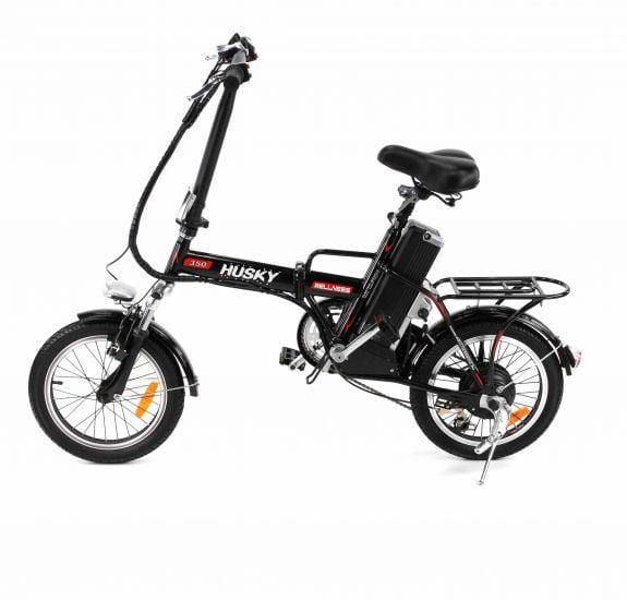 Велогибрид Wellness HUSKY 350 — купить Вэлнэс Хаски 350 Вт дешево в Москве eko-bike.ru