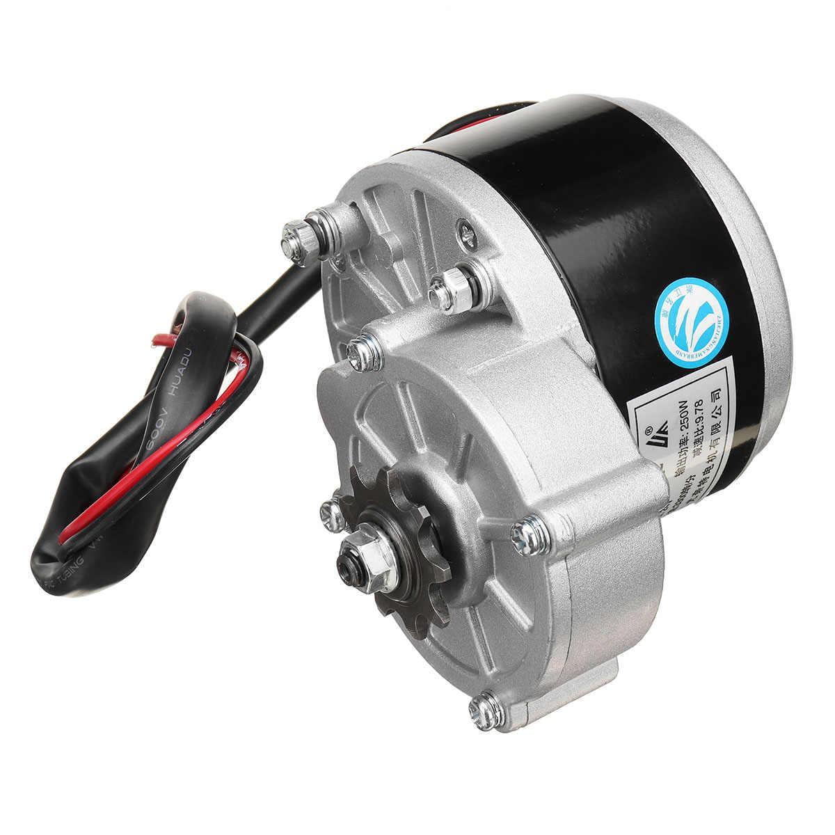 Двигатель для электровелосипеда