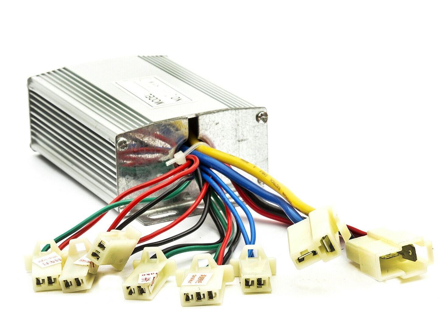 Контроллер для электровелосипеда