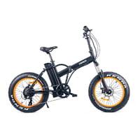 Электровелосипед складной CyberBike (USA) 350W 36v Зеленый