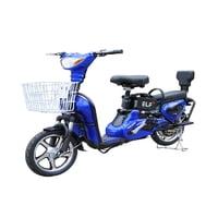 Электровелосипед двухместный(электроскутер-мопед) E-Toro Les Dacha 400W 48В/12Ач