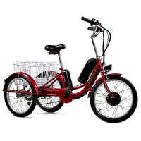 Электровелосипед трицикл E-toro Triciclo 350w