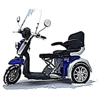 Электротрицикл электроскутер E-toro Trike Maxi 750W