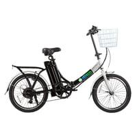 Электровелосипед Eko-Bike 309 Good 350w с корзиной