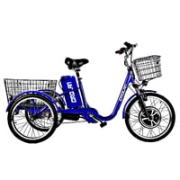 Электровелосипед Ekobike Crolan E-Tricycle