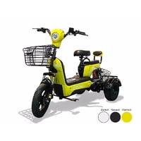 Электроскутер Trike 500W - электротрицикл Greengo V6 500W c АКБ в комплекте