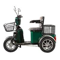 Электротрицикл Trike 500W Greengo V5 500W с АКБ в комплекте