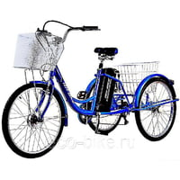 Электровелосипед трицикл Izh Bike Farmer 250w