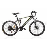 Электровелосипед Volteco UBERBIKE S26 350 Велогибрид Вольтеко Убербайк С26 350Вт черный