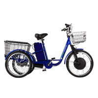 Электровелосипед E-Tricycle (GM Porter) 500Вт 2017