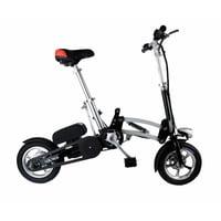 Электровелосипед Volteco SHRINKER II 350 Велогибрид Вольтеко Шринкер 2 350Вт черный
