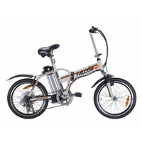 Электровелосипед Wellness FALCON 500 Велогибрид Вэлнэс Фалькон 500Вт серый