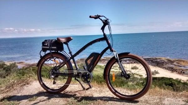 Электровелосипед Leisger